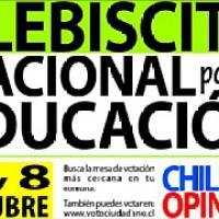Lugares de Votación (RM) Plebiscito Nacional por la Educación