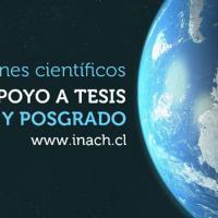 Se buscan jóvenes científicos: Tesistas de pre y posgrado en temas antárticos (INACh)